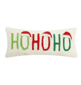 Peking Handicraft Ho Ho Ho Pillow