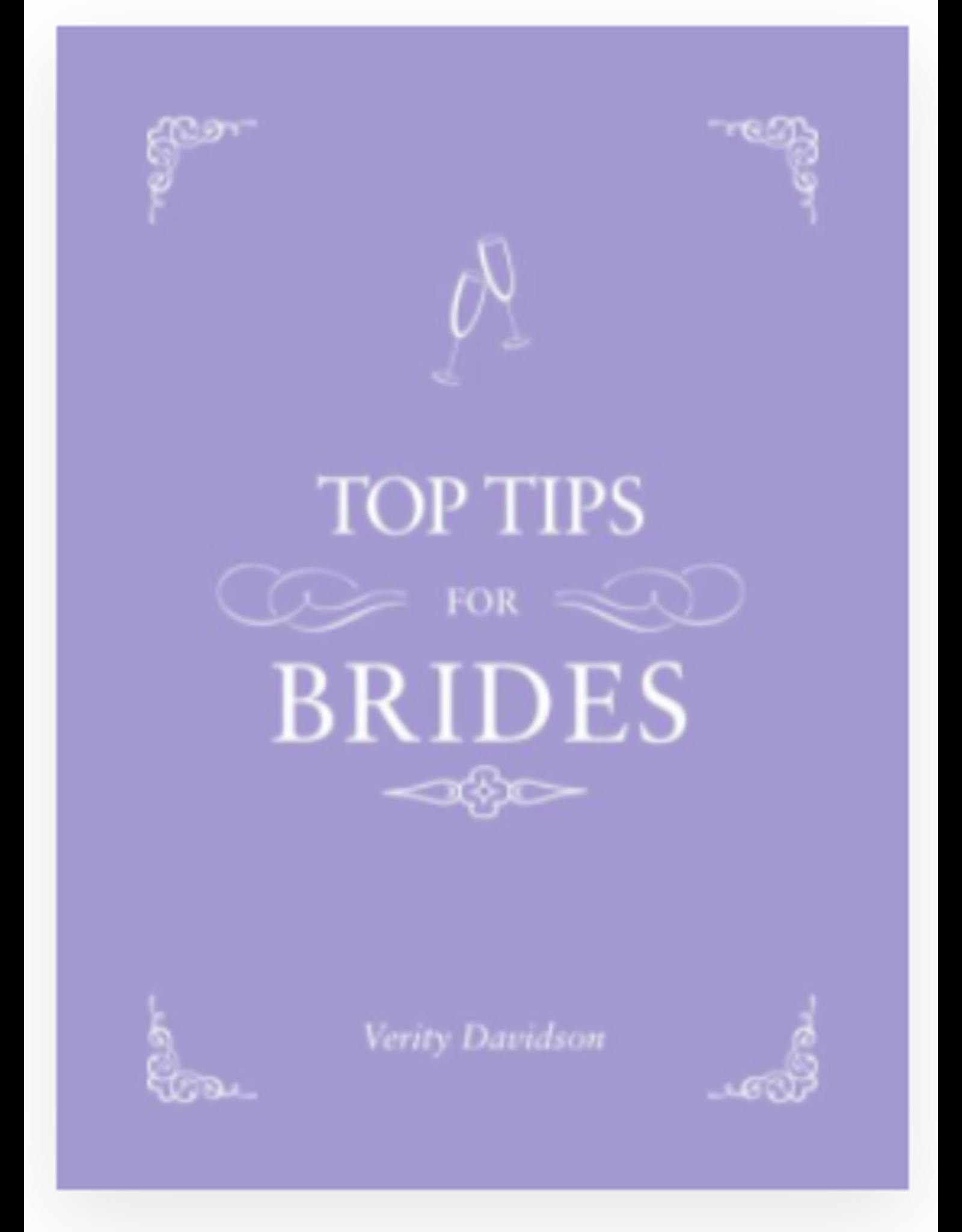 Hachette Top Tips for Brides Mini Book