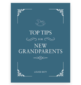Hachette Top Tips for New Grandparents  Mini Book