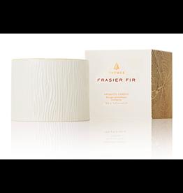 Frasier Fir Ceramic Candle Petite