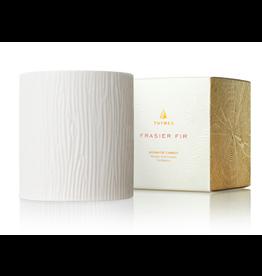 Thymes Frasier Fir Ceramic Candle Medium