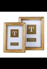 """Gold Leaf Frame 4"""" x 6"""""""