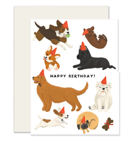 Dogs Card