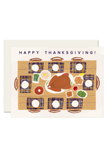 Thanksgiving Table Card