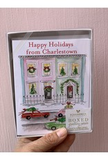 Happy Holidays from Charlestown Notecard Set