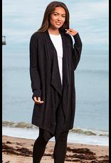 Barefoot Dreams CozyChic Lite Island Wrap in Black