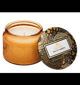 Voluspa Baltic Amber Small Glass Jar Candle