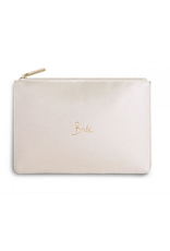 Katie Loxton Bride Perfect Pouch in Blush Pink