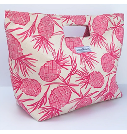 Lilibridge Pink Pineapple Bag by Lilibridge
