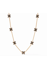Julie Vos SoHo Station Necklace in Mixed Metal by Julie Vos