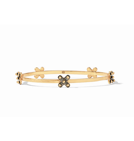 Julie Vos SoHo Stacking Bangle in Mixed Metal Medium by Julie Vos