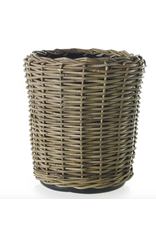 "Rattan Basket 16.5"" x 17"""