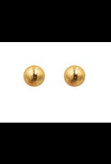 Hazen & Co Mimi Earring in Gold by Hazen & Co