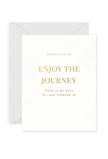 Smitten on Paper Journey Greeting Card