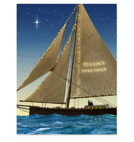 Felix Doolittle Seasoned Sailors Card