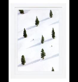 Gray Malin Sheer Bliss, Aspen Mini by Gray Malin 10x13.5