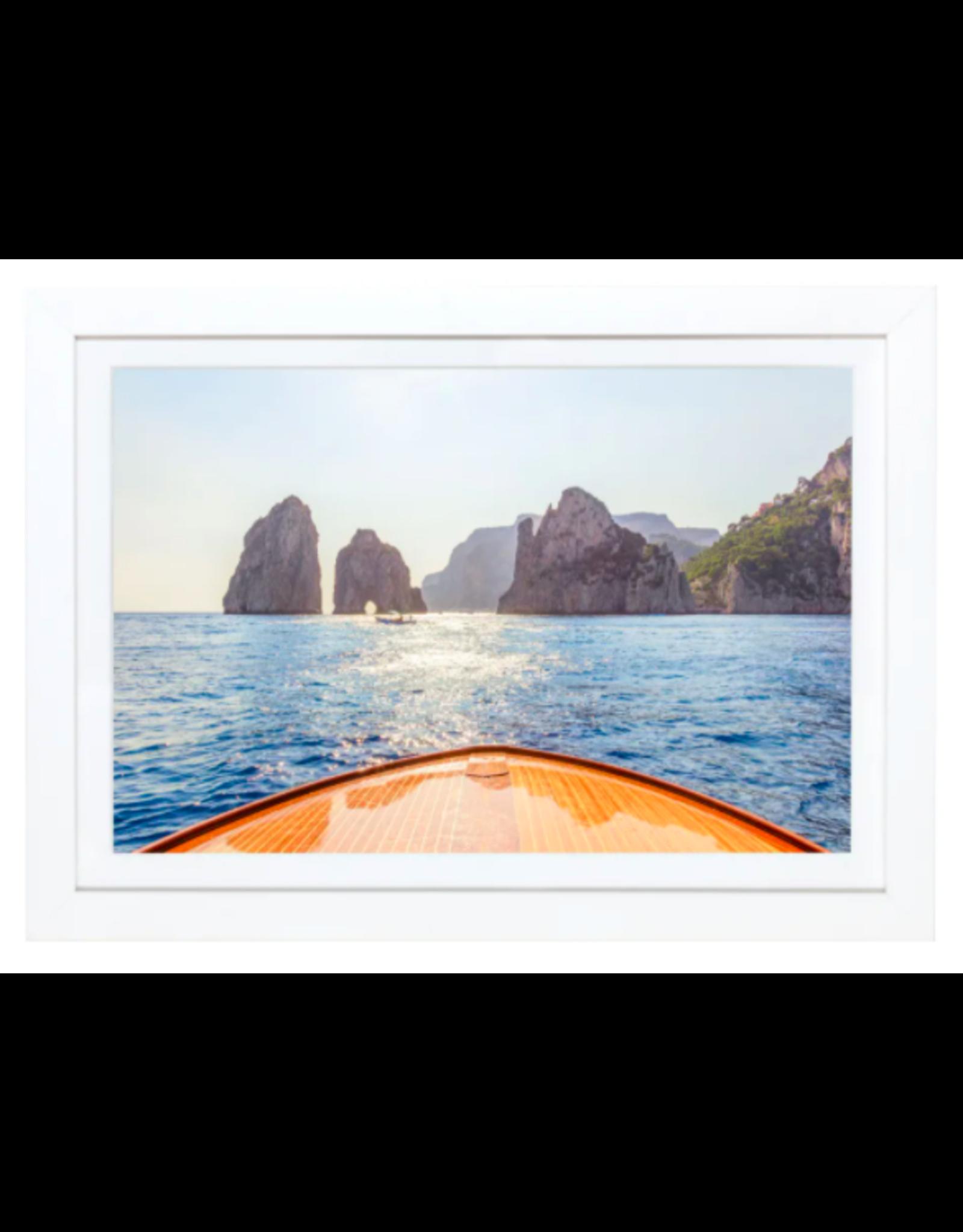Gray Malin Day Trip, Capri Mini by Gray Malin 10x13.5