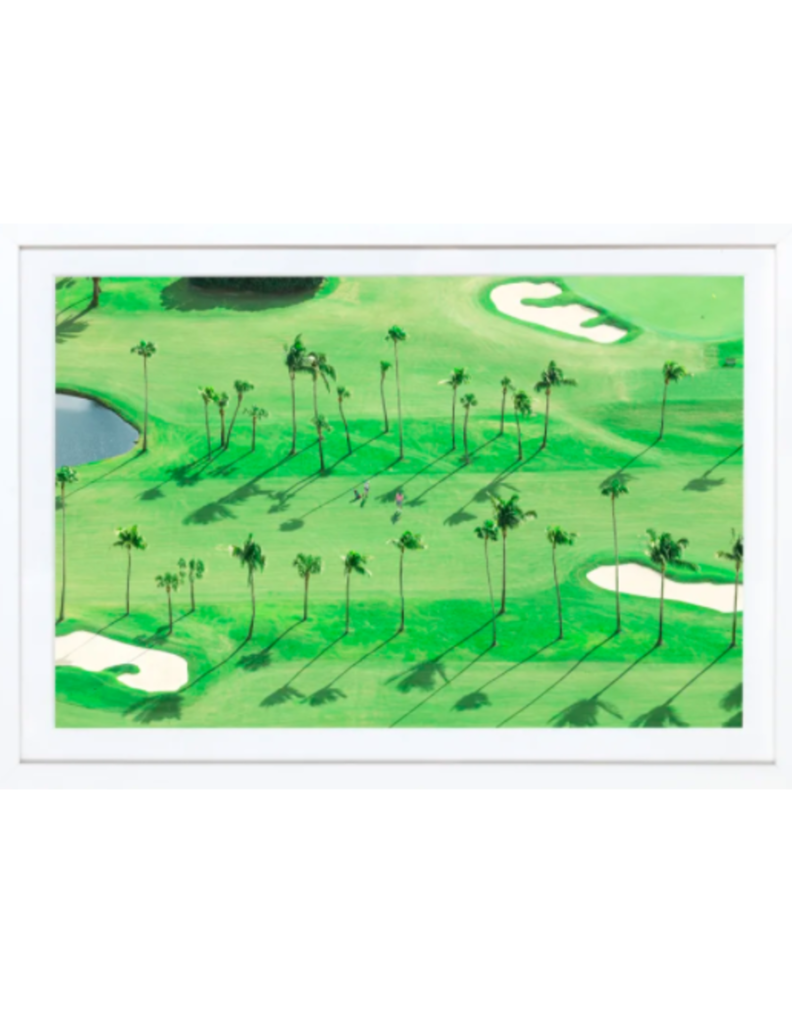 Gray Malin The Golfers Palm Beach Mini by Gray Malin 10x13.5