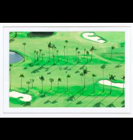 Gray Malin The Golphers Palm Beach Mini by Gray Malin 10x13.5