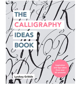 Hachette The Calligraphy Ideas Book