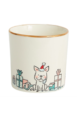 """Holly Hounds Frenchie Pot 4.5"""""""