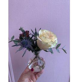Thanksgiving Designer's Choice Bud Vase