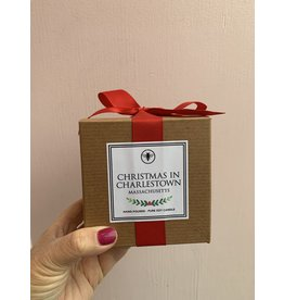 Christmas in Charlestown Candle