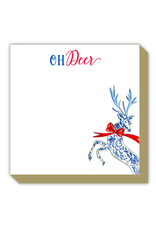 Oh Deer Luxe Notepad