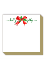 Holly Jolly Luxe Notepad
