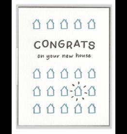 New House Congrats Card