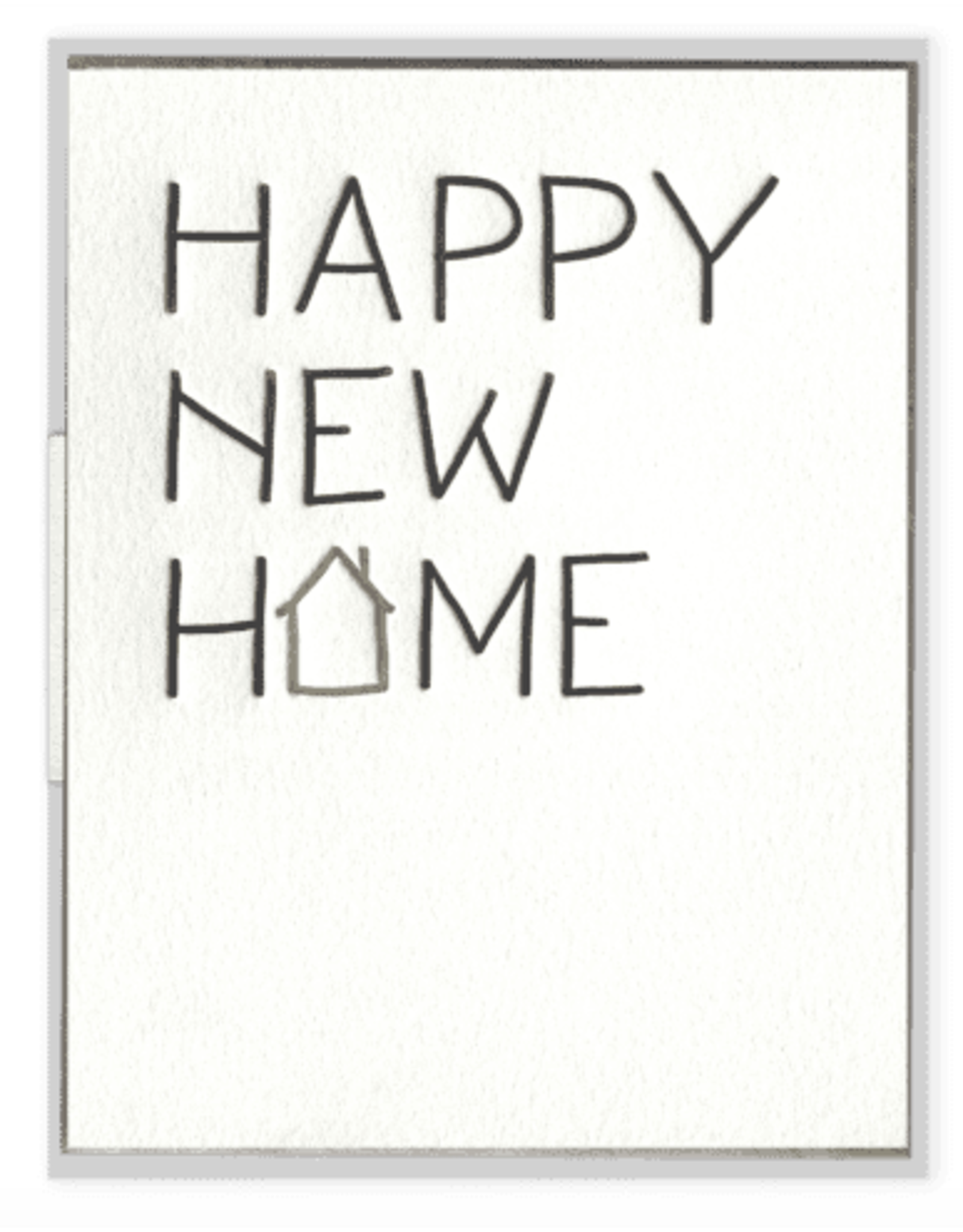 Ink Meets Paper Happy New Home Card
