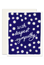 Sympathy Daisies Card