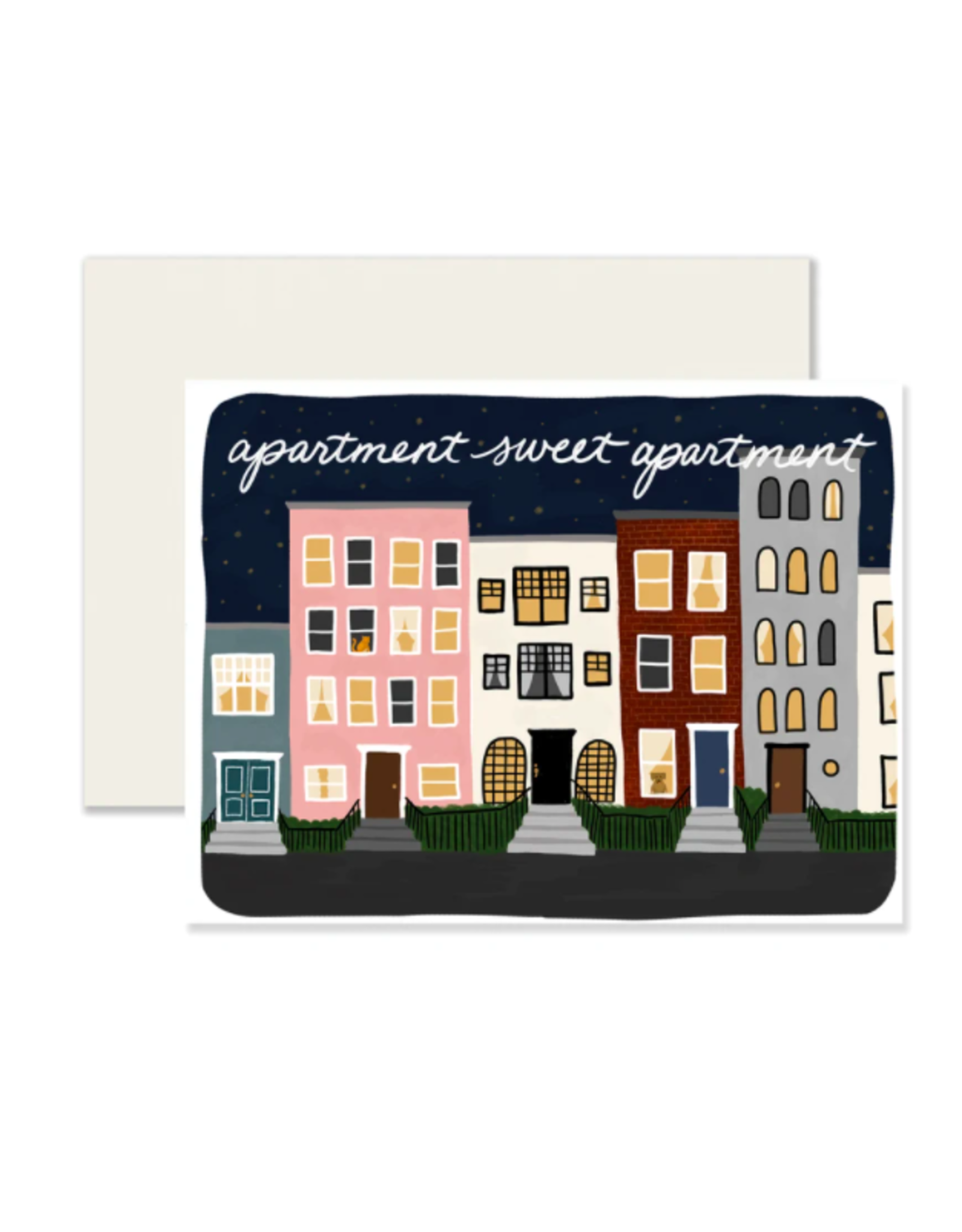 Apartment Sweet Apartment Card
