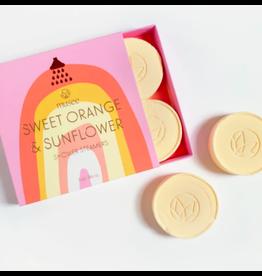 Musee Sweet Orange & Sunflower Shower Steamer