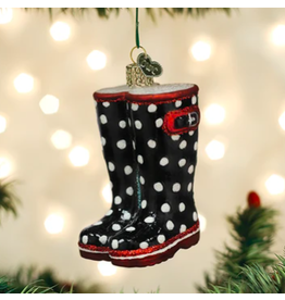 Rubber Boots  Ornament