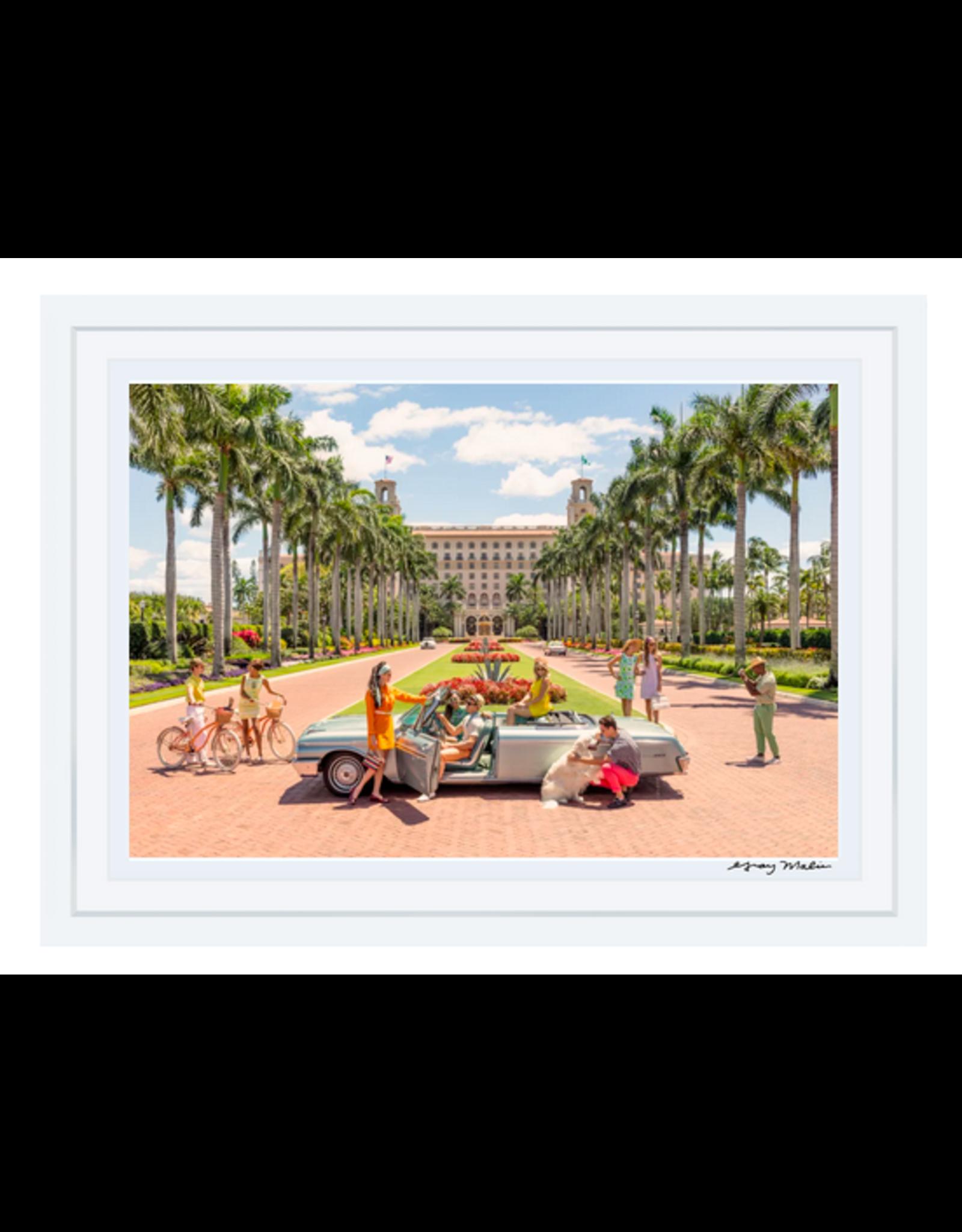 Gray Malin The Breakers, Palm Beach Mini by Gray Malin 10x13.5