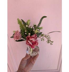 Valentine's Day Designer's Choice Bud Vase