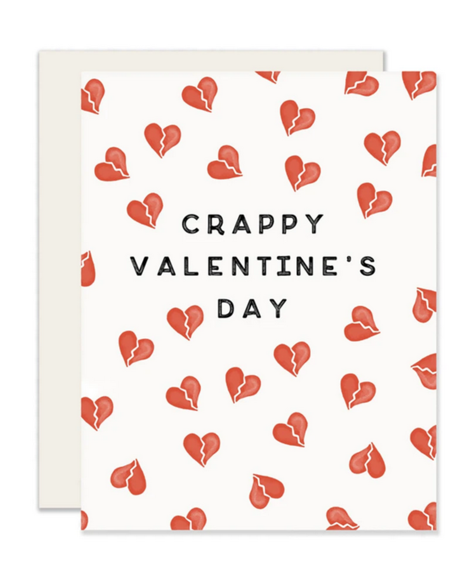 Crappy Valentine's Day Card