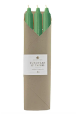 Northern Lights Taper Candle 6 Pack in Eucalyptus