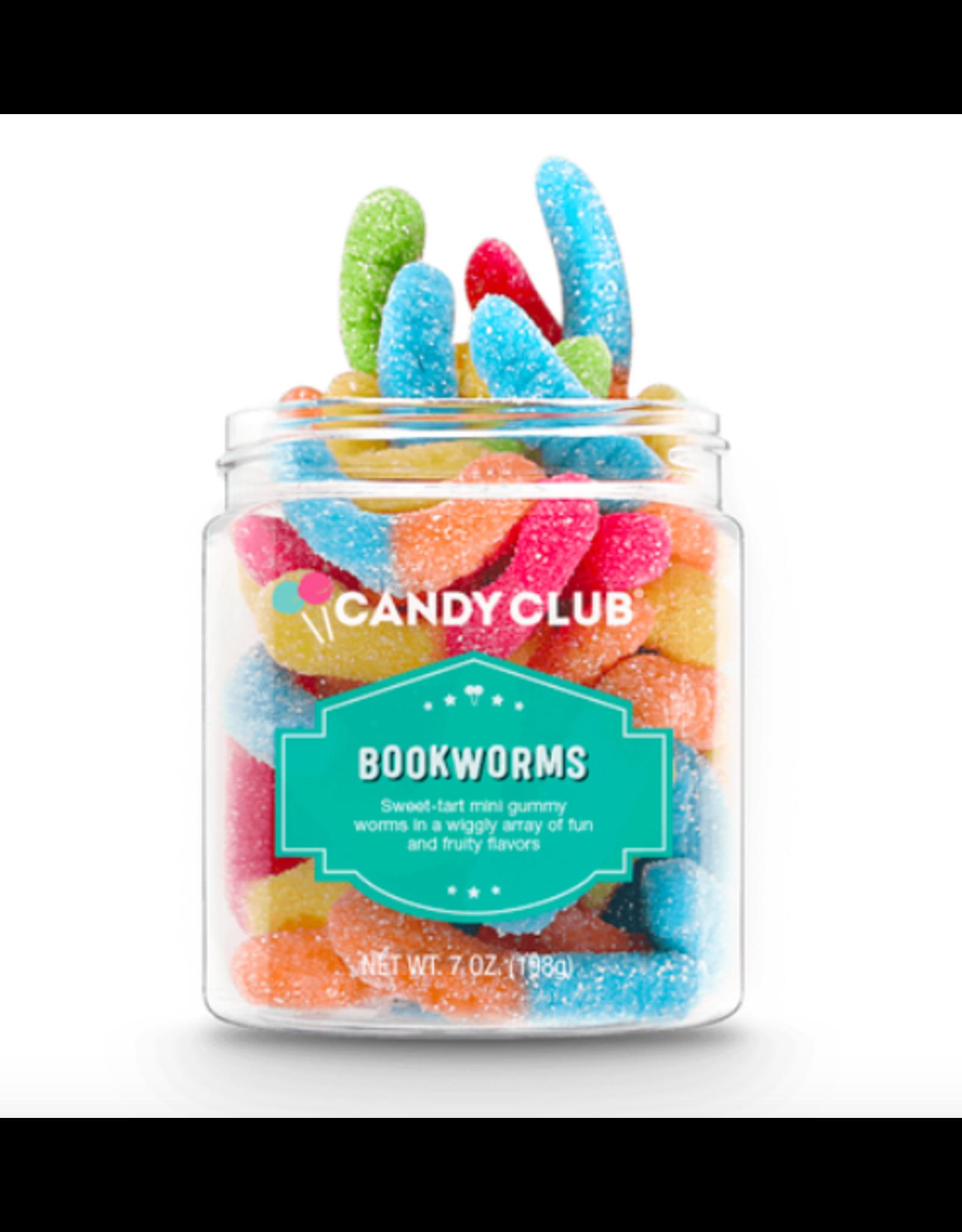 Candy Club BookWorms Candy Jar