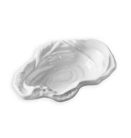 Beatriz Ball Small Ocean Oyster Bowl in White