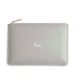 Katie Loxton Mama Perfect Pouch in Gray
