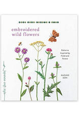 Penguin Random House Embroidered Wild Flowers