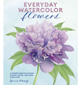 Penguin Random House Everyday Watercolor Flowers