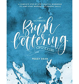 Penguin Random House The Ultimate Brush Lettering Guide