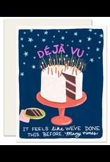 Deja Vu Card