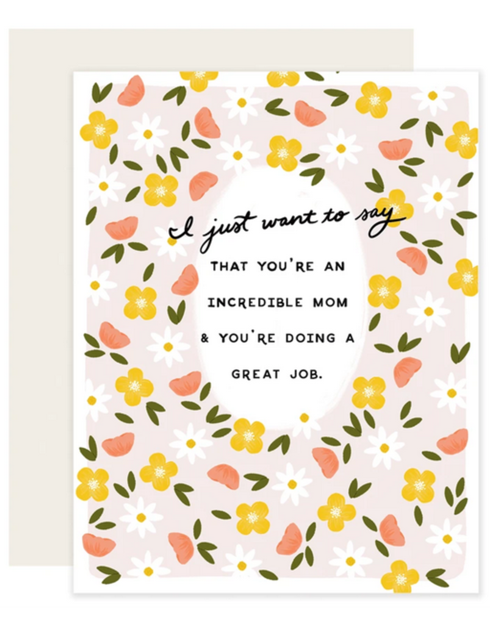 Incredible Mom Card