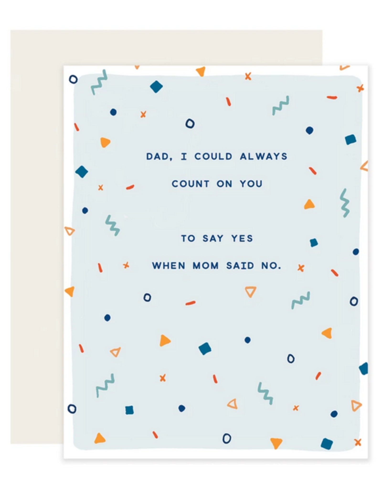 Count on You Card