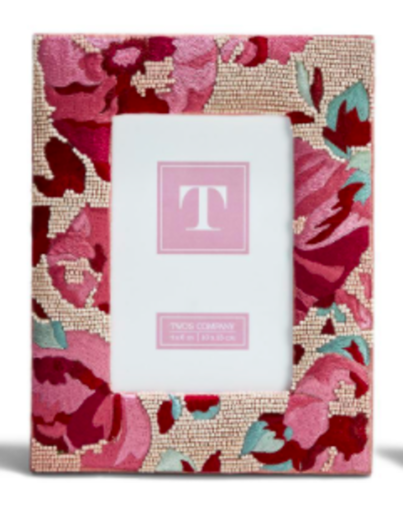 La Vie En Rose Frame 4x6 in Cream