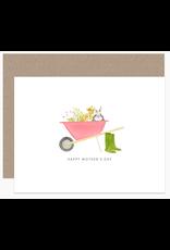 Dear Hancock Mother's Day Wheelbarrow Card